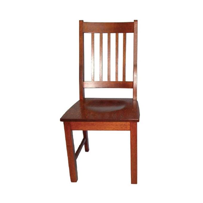 Mini Mission Side Chair - Lloyd's Mennonite Furniture