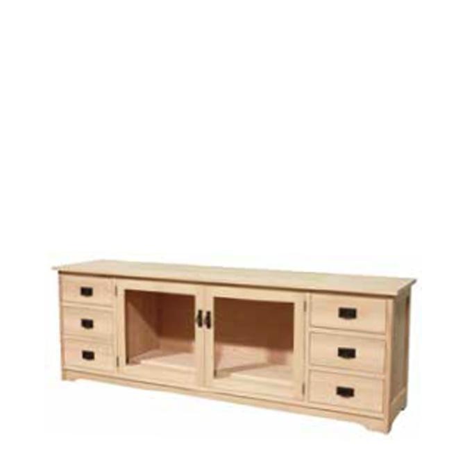 Mission 85 Hdtv Unit Base Only Lloyd 39 S Mennonite Furniture Gallery Solid Wood Mennonite