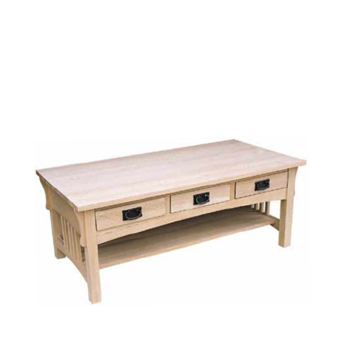 Mission coffee table lloyd 39 s mennonite furniture gallery for Furniture ontario ca