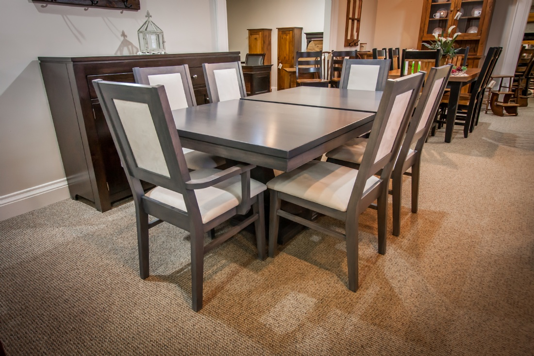 Maple Metro Table With Contempo Chairs Lloyd S Mennonite